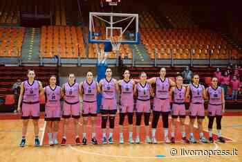 Il Jolly Acli Basket Livorno scende sul campo di San Giovanni Valdarno con l'occhio fisso sui play out - Livorno Press