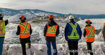 Operations continue amid COVID-19 outbreak at Rainy River - Mining Journal