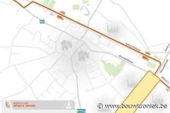 Ontwerpstudie voor vernieuwing verkeersknooppunten Diepenbeek - Bouwkroniek
