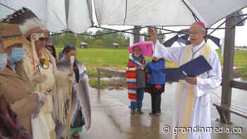 Lac Ste. Anne Pilgrimage goes online for another year - Grandin Media - Grandin Media