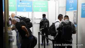 Consorcio que hace análisis de COVID-19 en el Aeropuerto de Tocumen reprograma pruebas moleculares - Telemetro