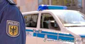 Unbekannte stehlen Kennzeichen in Usingen - Usinger Anzeiger
