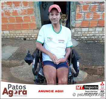 Em ação social, empresários e população de Lagoa Formosa doam cadeira de rodas motorizada - Patos Agora