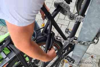 Zes maanden cel voor fietsdief die geen mondmasker draagt - Het Nieuwsblad
