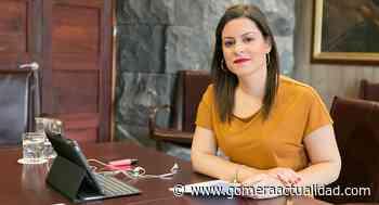 Yaiza Castilla presentará la nueva estrategia de promoción de la marca Islas Canarias - Gomera Actualidad