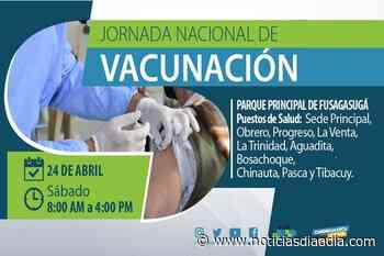 Segunda Jornada de Vacunación : invita el Hospital San Rafael de Fusagasugá, Cundinamarca - Noticias Día a Día