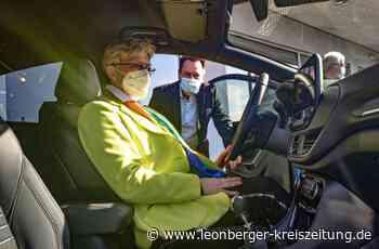 Carsharing in Rutesheim: Die Autos nutzen, ohne sie zu besitzen - Leonberger Kreiszeitung - Leonberger Kreiszeitung