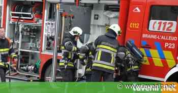 Une personne intoxiquée lors d'un incendie d'habitation à Braine-l'Alleud - l'avenir.net