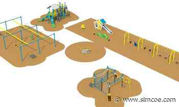 New playground equipment coming to parks in New Tecumseth - simcoe.com
