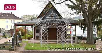 Walluf erweitert Angebot für Bestattungen - Wiesbadener Kurier