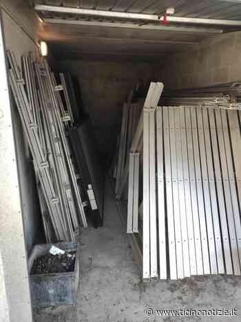 ++Bareggio: 200mila euro di pannelli solari dimenticati in un box comunale.. dal 2007 - Ticino Notizie