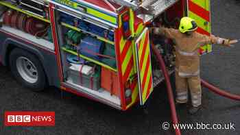 Linlithgow fire crew attacked while tackling deliberate blaze