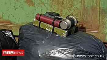 Bomb disposal unit destroys item found at Seafield recycling centre