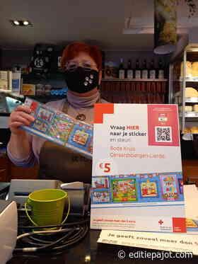 60ste stickeractie van Rode Kruis-Geraardsbergen-Lierde gaat van start - Editiepajot