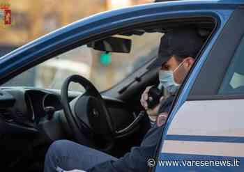 Folle fuga dalla polizia tra Olgiate Olona e Marnate, i fuggitivi scappano lanciandosi dall'auto in corsa - Varesenews