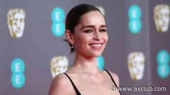 Emilia Clarke has developed and co-written a superhero comic about a single mom - The A.V. Club