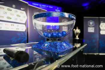 Chateaubriant Voltigeurs - Montpellier : Heure, chaine et diffusion TV Ce jour a lieu le match des 8ème - Foot National