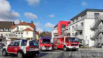 Ein Leichtverletzter bei Wohnungsbrand in Hemer - IKZ