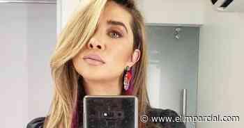 Daniela Lujan aparece sin una gota de maquillaje - ELIMPARCIAL.COM