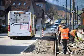 Neue BLT-Linie 19 – Nun doch jede Viertelstunde nach Waldenburg? - Basler Zeitung