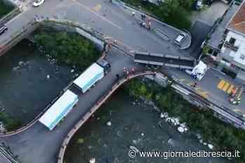 Bagolino, il nuovo ponte sul Caffaro sarà un modulare Bailey - Giornale di Brescia