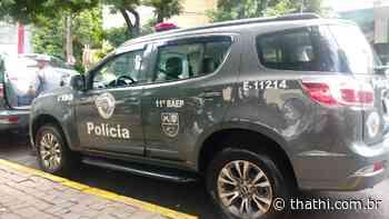 Dois traficantes são presos durante operação do BAEP de Ribeirão em Guariba - Thathi