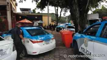 Comércio em Guapimirim é vítima de tentativa de golpe - Rede Tv Mais