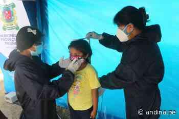 Municipio de Pacasmayo inicia plan para erradicar la anemia entre niños y gestantes - Agencia Andina