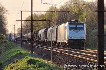 Treinverkeer Mechelen-Haacht ligt uren stil na rookontwikkel... - Het Nieuwsblad