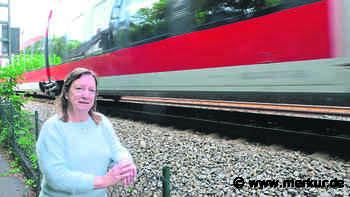 Das Ende des Rumpelns: Bahn löst Lärmproblem zwischen Starnberg und Tutzing - Merkur Online