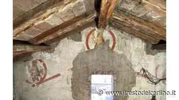 Affreschi del '300 nella chiesa di San Lazzaro - il Resto del Carlino
