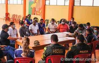 Mesa de diálogo entre gobierno regional y Resguardo Indígena de Mallama - Diario del Sur