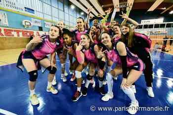 Volley-ball - Elite féminine : l'Evreux VB tient sa revanche face à Saint-Dié ! - Paris-Normandie