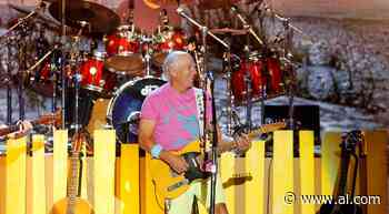 Jimmy Buffett to hit stage in May; tickets on sale Monday - AL.com