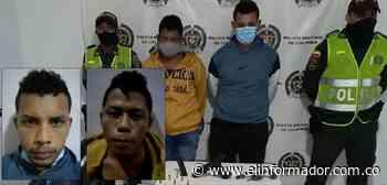 Caen dos motociclistas con armas de fuego en Pivijay - El Informador - Santa Marta