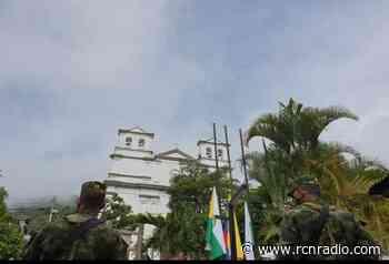 Remueven más de 300 toneladas del derrumbe en mina de Buriticá, Antioquia - RCN Radio