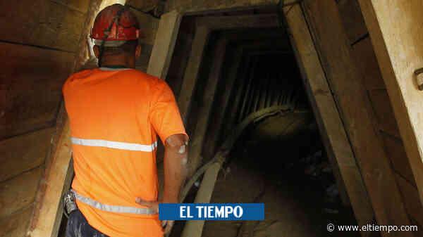 Emergencia minera: hombres quedaron atrapados en mina de Buriticá - El Tiempo