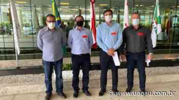 Bancada do PP da Câmara de Turvo apresenta indicação para aquisição de veículos para secretarias municipais - Uaaau