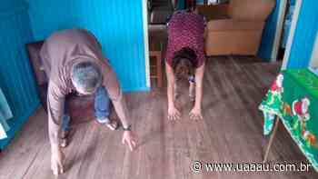 Turvo: Projeto Vida Ativa realiza atividades residenciais - Uaaau