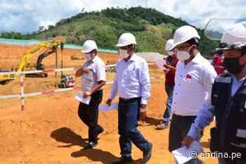 Junín: distrito de San Martín de Pangoa contará con moderno hospital - Agencia Andina