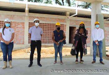 Construcción del Hospital de Villa Rica avanzó un 30% – - Proclama del Cauca
