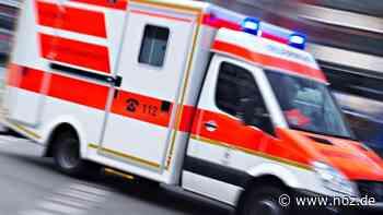 Frau bei Unfall in Salzbergen verletzt - noz.de - Neue Osnabrücker Zeitung
