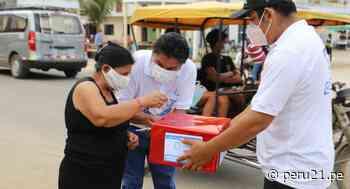 Máncora solicita a pobladores y turistas seguir donando para la compra de una planta de oxígeno - Diario Perú21