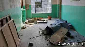 Pioltello, la scuola abbandonata è casa dei vandali / FOTO - IL GIORNO