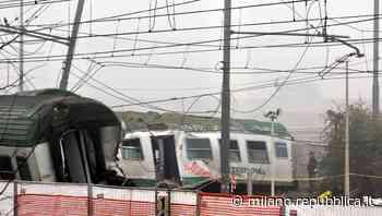"""Treno deragliato a Pioltello, chiesto processo per manager e dipendenti Rfi e per la società: """"Scarsa manuten… - La Repubblica"""