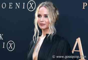 Jennifer Lawrence's Busy Career Causing Marital Problems? - Gossip Cop