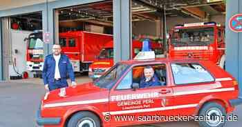 Feuerwehr: Löschbezirk Perl zieht Bilanz der Einsätze im Jahr 2020 - Saarbrücker Zeitung