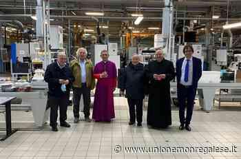 Il vescovo Egidio in visita alla comunità di Bene Vagienna - Unione Monregalese