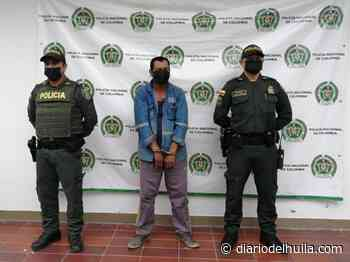 Capturado en El Pital para cumplir condena por tentativa de homicidio - Diario del Huila
