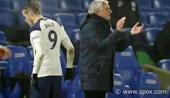 Tottenham Hotspur: Gareth Bale mit Spitze in Richtung Ex-Trainer Jose Mourinho - SPOX